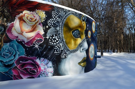 Impressive Art Pieces on Display in Canada